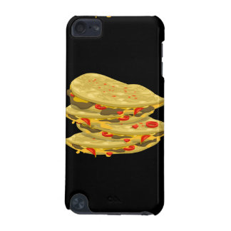 Glitch Food spicy quesadilla iPod Touch (5th Generation) Cases