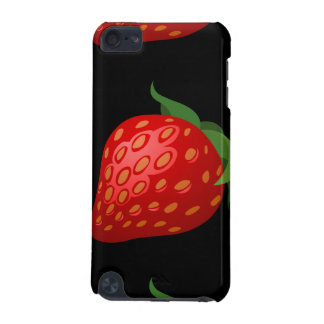 Glitch Food strawberry iPod Touch (5th Generation) Covers