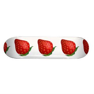 Glitch Food strawberry Skateboards