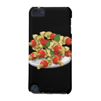 Glitch Food super veggie kebabs iPod Touch 5G Cases