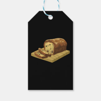 Glitch Food swank zucchini loaf Gift Tags