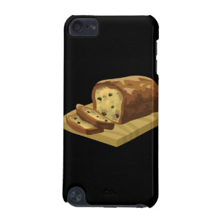 Glitch Food swank zucchini loaf iPod Touch (5th Generation) Cases