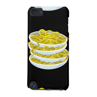 Glitch Food tangy noodles iPod Touch 5G Cover