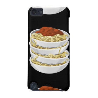 Glitch Food tasty pasta iPod Touch (5th Generation) Case