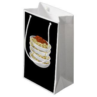Glitch Food tasty pasta Small Gift Bag
