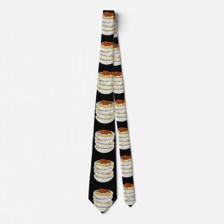 Glitch Food tasty pasta Tie