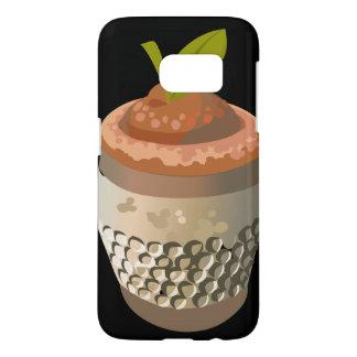 Glitch Food thimble berry Samsung Galaxy S7 Case