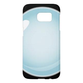 Glitch Food tiny bubble Samsung Galaxy S7 Case