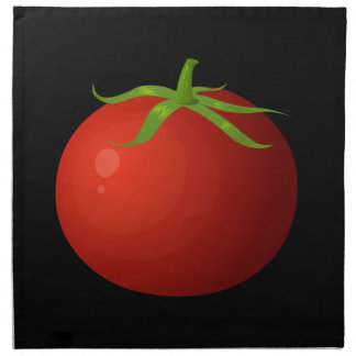Glitch Food tomato Napkin