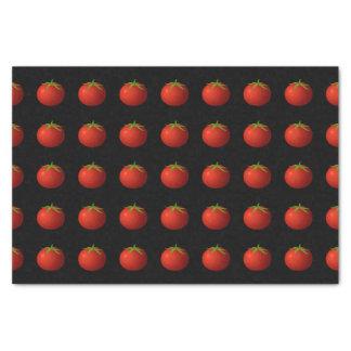 Glitch Food tomato Tissue Paper