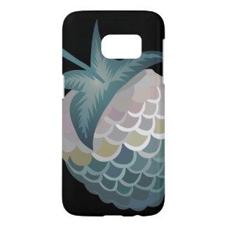 Glitch Food tuna berry Samsung Galaxy S7 Case