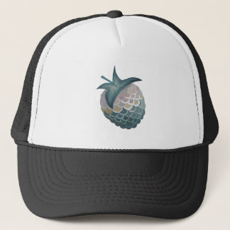 Glitch Food tuna berry Trucker Hat