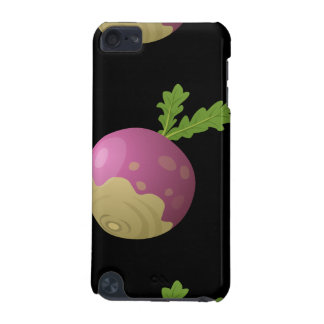 Glitch Food turnip iPod Touch (5th Generation) Cover