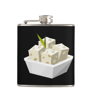 Glitch Food urfu Hip Flask