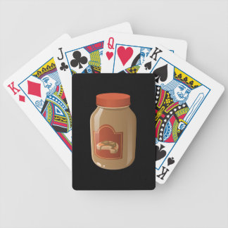 Glitch Food wavy gravy Bicycle Playing Cards
