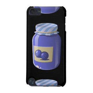 Glitch Food whortleberry jelly iPod Touch (5th Generation) Cover