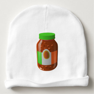 Glitch Food wicked bolognese sauce Baby Beanie