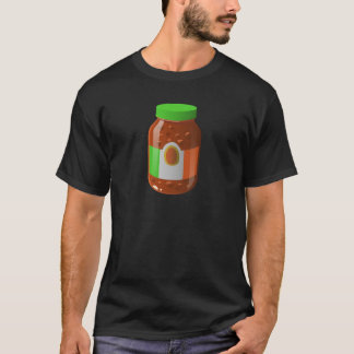 Glitch Food wicked bolognese sauce T-Shirt