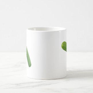 Glitch Food zucchini Coffee Mug