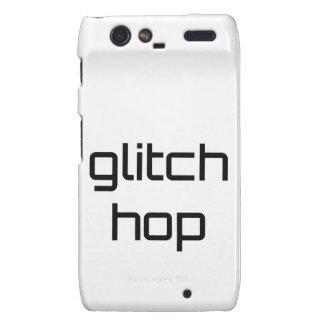 Glitch Hop DJ Equalizer - Electronic Music Volume Droid RAZR Cover