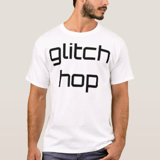 Glitch Hop DJ Equalizer - Electronic Music Volume T-Shirt