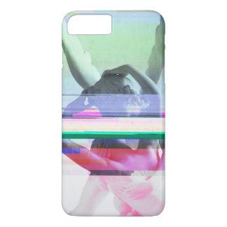 GLITCH Louvre Kiss Case-Mate iPhone Case