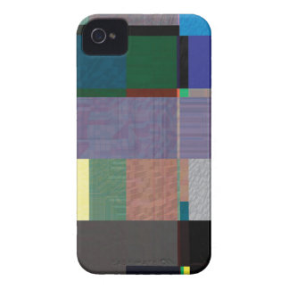 Glitch Number Eight iPhone 4 Cases