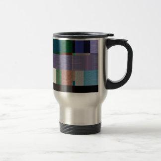 Glitch Number Eight Travel Mug