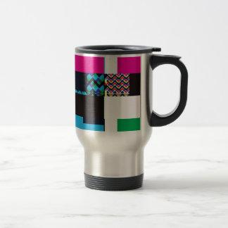 Glitch Number Five Travel Mug