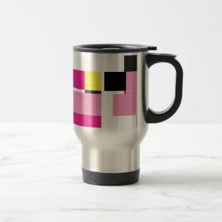 Glitch Number Four Travel Mug