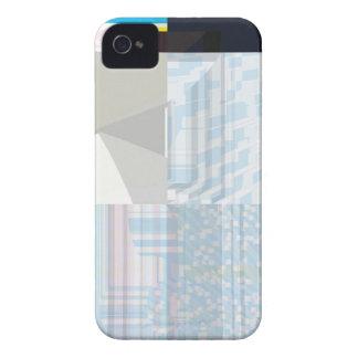 Glitch Number Nine iPhone 4 Case