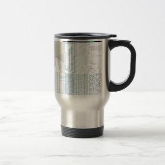 Glitch Number Nine Travel Mug
