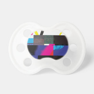 Glitch Number Seven Pacifiers