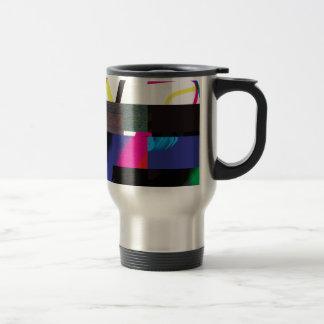 Glitch Number Seven Travel Mug