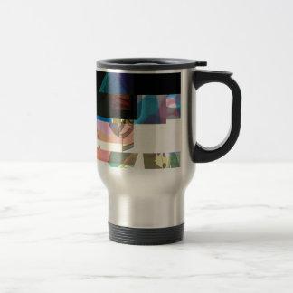 Glitch Number Six Travel Mug