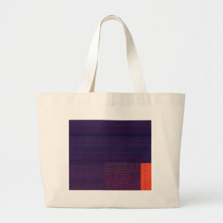 Glitch Number Two Large Tote Bag