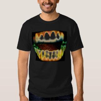Glitched Teeth T Shirt