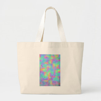 Glitchin Aint Easy Large Tote Bag