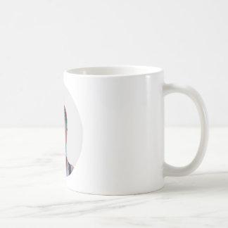 Glitchy Illusion Coffee Mug