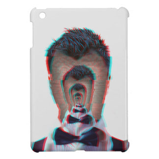 Glitchy Illusion iPad Mini Case