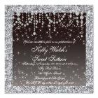 Glitter and Glam Diamond Sweet 16 Invitation