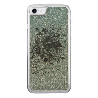 Glitter Ape Carved iPhone 7 Case