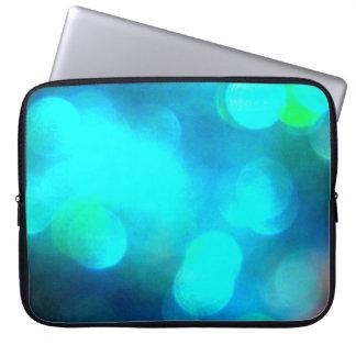 Glitter Bokeh Laptop Case Waterproof Cover Macro Laptop Sleeves