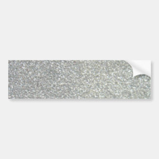 Glitter Bumper Sticker