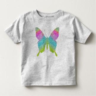 Glitter Butterfly Kids Top