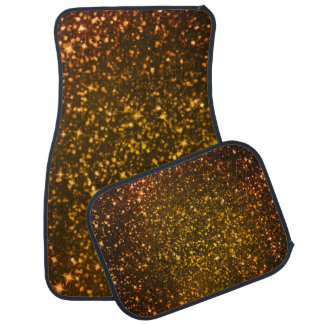 Glitter Diamond Car Mat