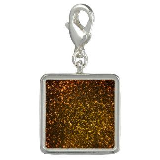Glitter Diamond Charm