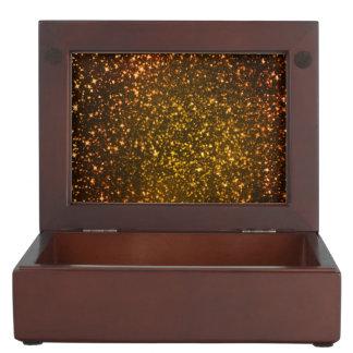 Glitter Diamond Keepsake Box