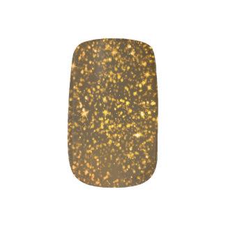 Glitter Diamond Minx Nail Art