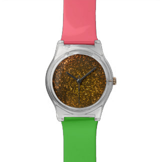Glitter Diamond Watch